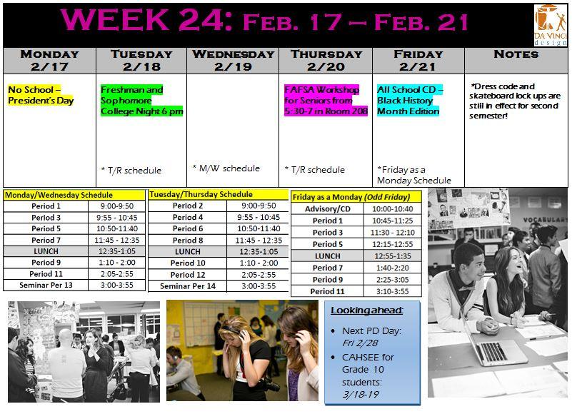 week 24 families