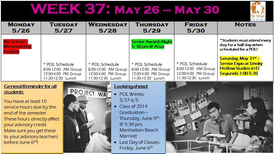 week 37 families