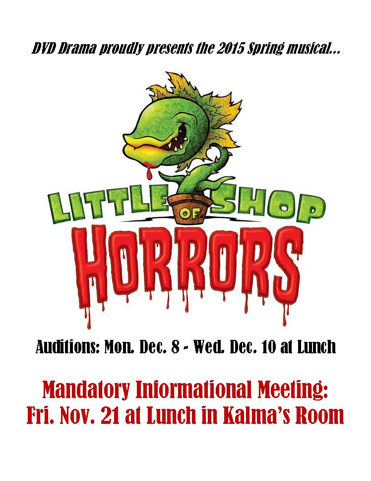 LSH Auditions