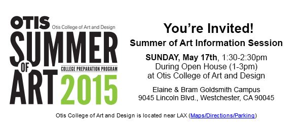 Otis Summer of Art
