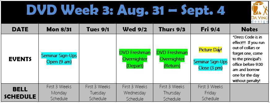 Week 3 2015-16