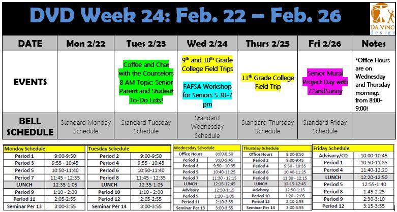 Week 24 families 2015-16