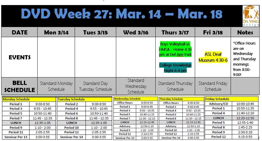 Week 27 families 2015-16