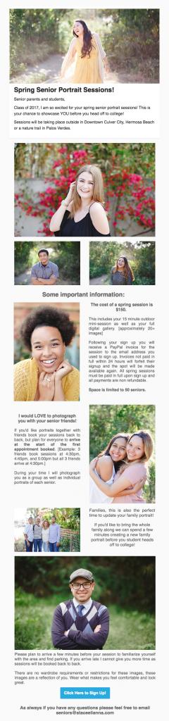 Spring Senior Information (1)