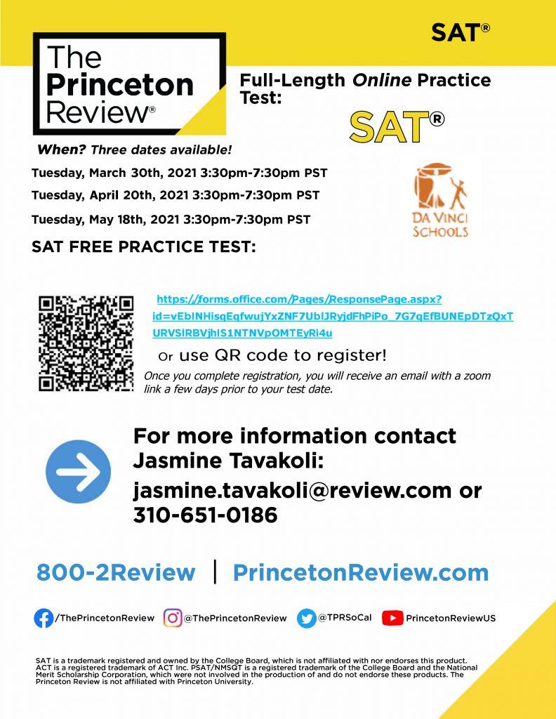 SAT FPT online Davinci22