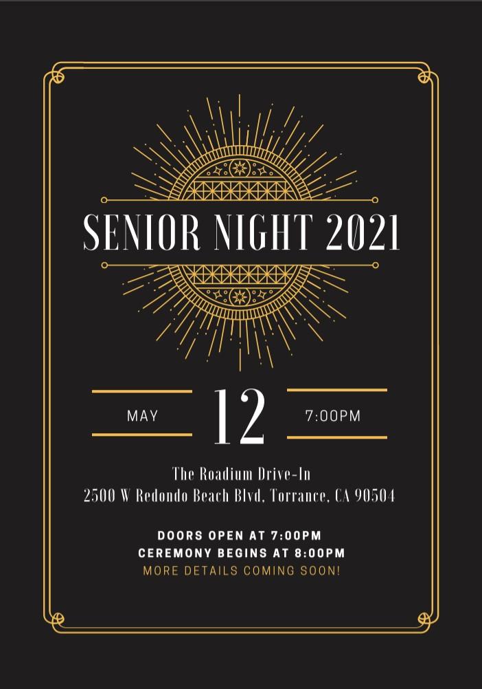 Senior Night 2021